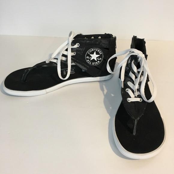 0f47f3423db7 Converse Shoes - Converse 8 Chuck Taylor Gladiator Thong Sandal